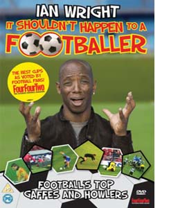 Ian Wright - It Shouldn't Happen To A Footballer (DVD)