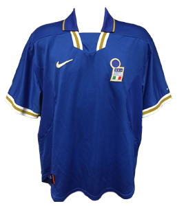 Italy 1996-98 Home Shirt