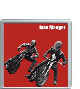 Ivan Mauger Speedway Legend (Coaster)