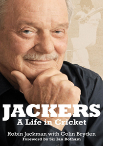 Jackers: A Life in Cricket (HB)