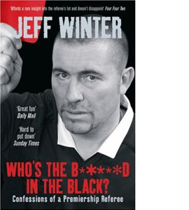 Jeff Winter - Who's The B*****D In The Black? (HB)