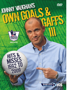 Johnny Vaughan's Own Goals and Gaffs (DVD)