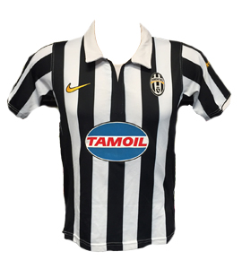 Juventus 2006-07 Home Shirt