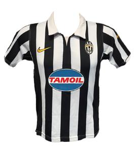 Juventus 2006-07 Home Shirt
