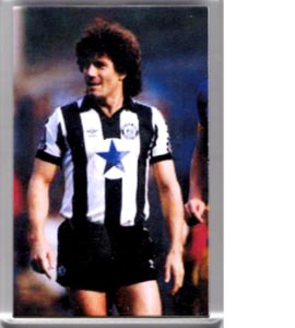 Kevin Keegan Newcastle United (Fridge Magnet)