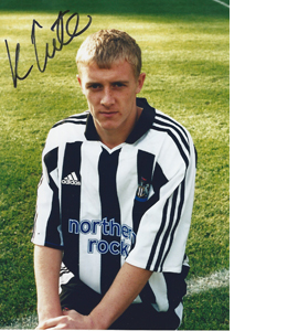 Kris Gate Newcastle Photo (Signed)