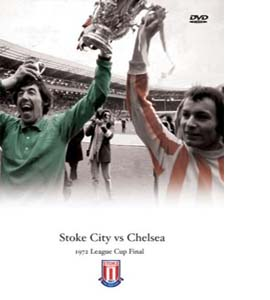 League Cup Final 1972 Stoke City v Chelsea (DVD)