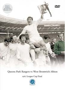 League Cup Final 1968 Queen's Park Rangers v West Brom (DVD)