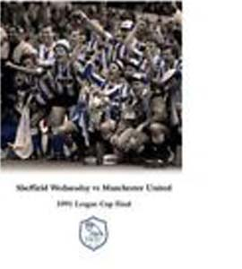 League Cup Final 1991 Sheffield Wed v Manchester United (DVD)