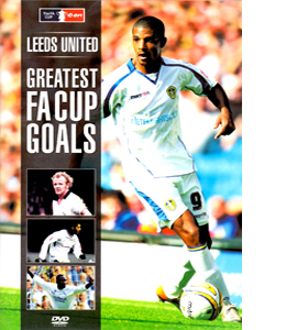 Leeds United GREATEST FA CUP GOALS (DVD)