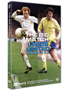 Leeds United: Big Match - Volume 1 and 2 (DVD)