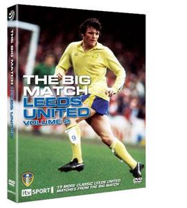 Leeds United: The Big Match - Volume 2 (DVD)