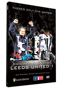 Leeds v Manchester United 3rd Round FA Cup