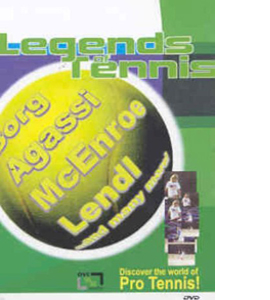 Legends Of Tennis (DVD)