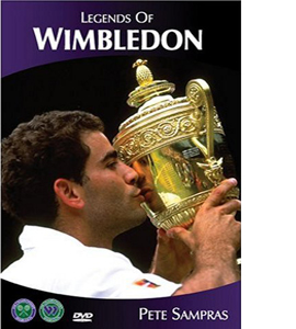 Legends of Wimbledon - Pete Sampras (DVD)