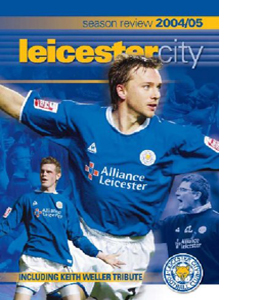 Leicester City FC - Season Review 2004 To 2005 (DVD)