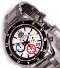Limited Edition Newcastle United Timepiece