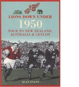 Lions Down Under 1950 Tour