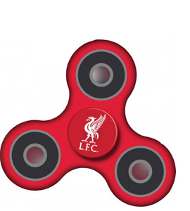 Liverpool Diztracto Spinnerz Licensed Product