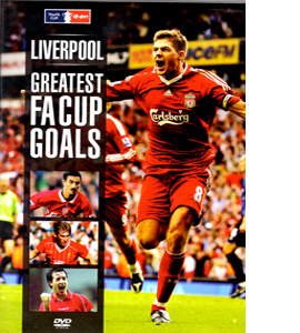 Liverpool FC GREATEST FA CUP GOALS (DVD)