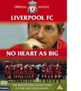 Liverpool FC : No Heart As Big (DVD)