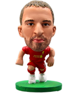 Liverpool Soccer Starz Fabio Borini