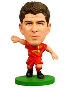 Liverpool Soccer Starz Steven Gerrard
