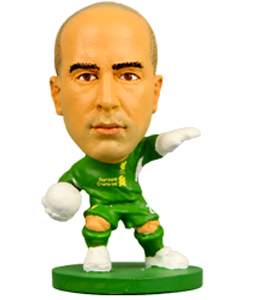 Liverpool Soccer Starz Jose Reina