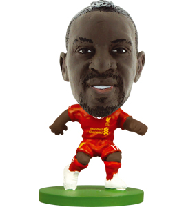 Liverpool Soccer Starz Mamadou Sakho