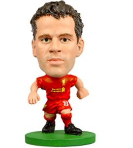 Liverpool Soccer Starz Jamie Carragher