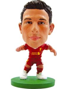 Liverpool Soccer Starz Joe Allen