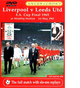 Liverpool Vs Leeds - 1965 F.A. Cup Final (DVD)