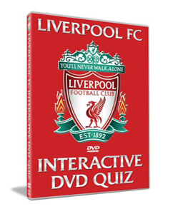 Liverpool - Interactive Quiz (DVD)