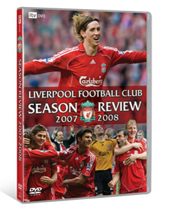 Liverpool - Season Review 2007/2008 (DVD)
