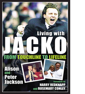 Living with Jacko (Signed Copy) (HB)