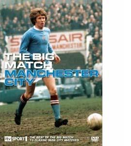 Manchester City: The Big Match (DVD)