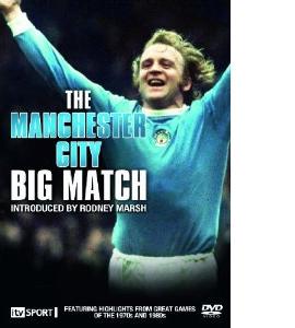 Manchester City The Big Match (DVD)