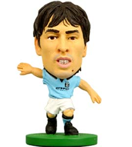 Manchester City Soccer Starz David Silva
