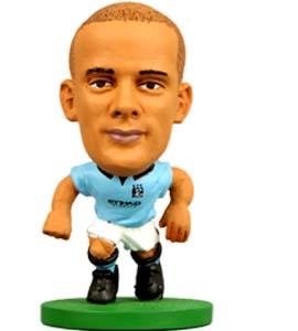 Manchester City Soccer Starz Vincent Kompany