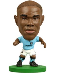Manchester City Soccer Starz Micah Richards