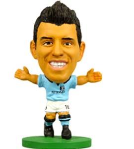 Manchester City Soccer Starz Sergio Aguero
