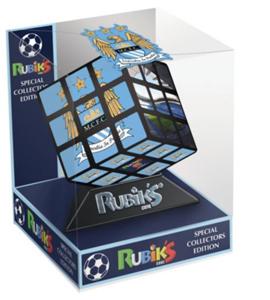 Manchester City Football Club Rubik Cube