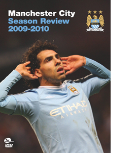 Manchester City Season Review 2009 - 2010 (DVD)