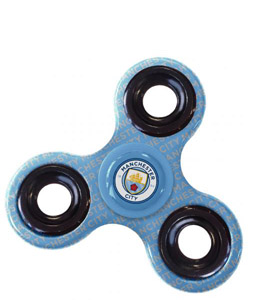 Manchester City Diztracto Spinnerz Phase 2 Official Product