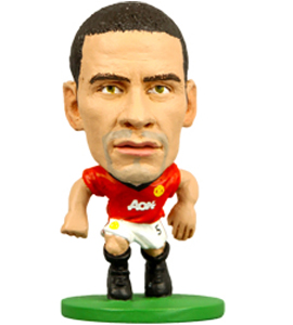 Manchester United Soccer Starz Rio Ferdinand