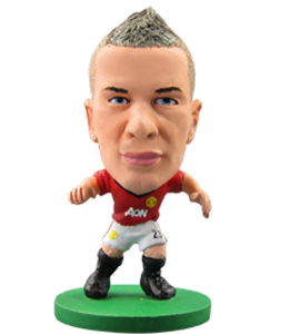 Manchester United Soccer Starz Tom Cleverley