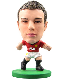 Manchester United Soccer Starz Jonny Evans
