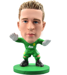 Manchester United Soccer Starz Anders Lindegaard