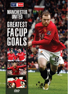 Manchester United GREATEST FA CUP GOALS (DVD)