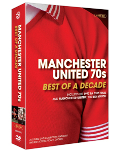 Manchester United Best Of a Decade (DVD)